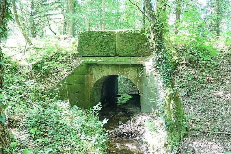 Photo du Monument Historique Pont numéro 2 situé à Scherwiller