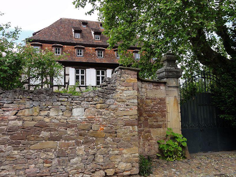 Photo du Monument Historique Maison situé à Dorlisheim
