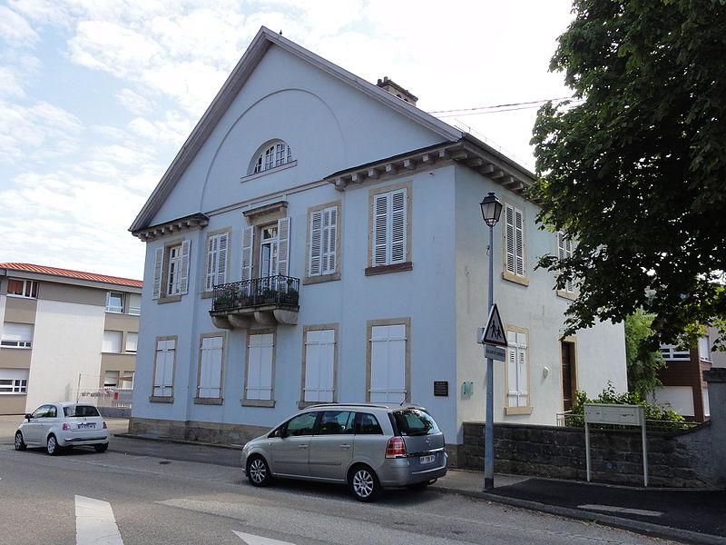 Photo du Monument Historique Ancienne maison Müntz situé à Soultz-sous-Forêts