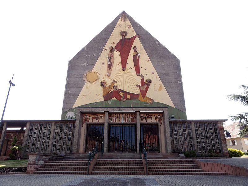 Photo du Monument Historique Eglise catholique Saint-Etienne situé à Seltz