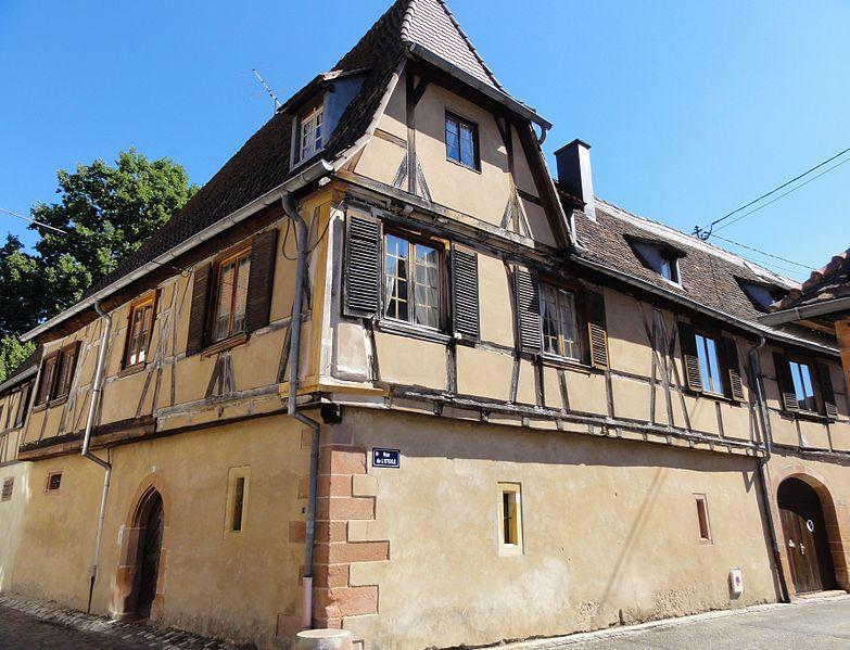 Photo du Monument Historique Maison dite Stern situé à Wissembourg