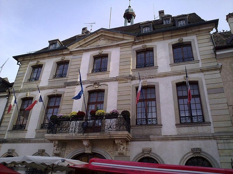 Photo du Monument Historique Hôtel de ville situé à Altkirch