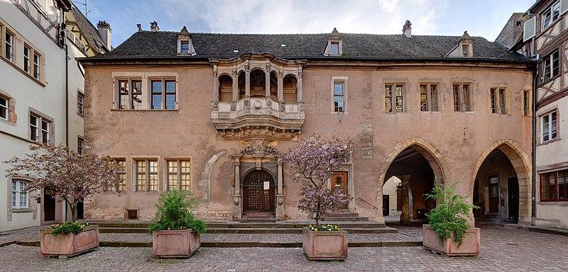 Photo du Monument Historique Ancien corps de garde ou ancienne maison de police situé à Colmar
