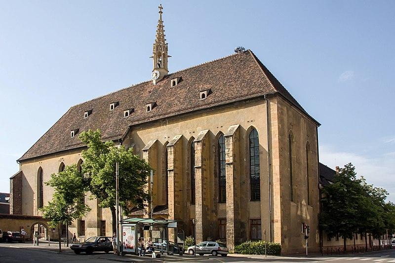 Photo du Monument Historique Couvent Sainte-Catherine situé à Colmar