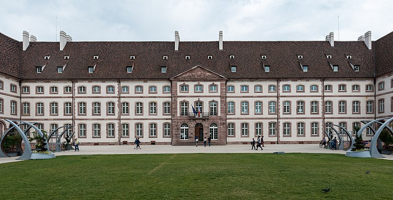 Photo du Monument Historique Ancien hôpital situé à Colmar