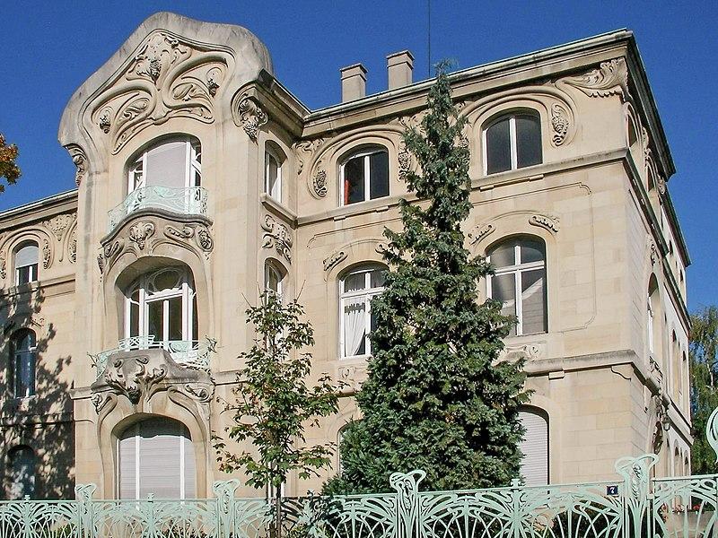Photo du Monument Historique Immeuble situé à Colmar
