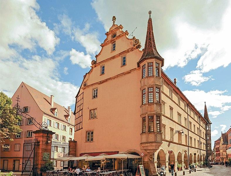 Photo du Monument Historique Maison situé à Colmar