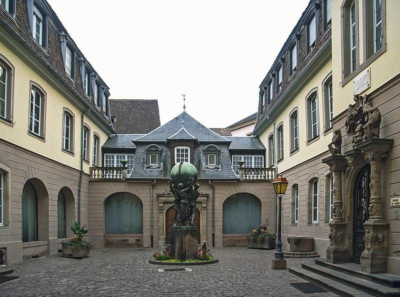 Photo du Monument Historique Musée Bartholdi situé à Colmar