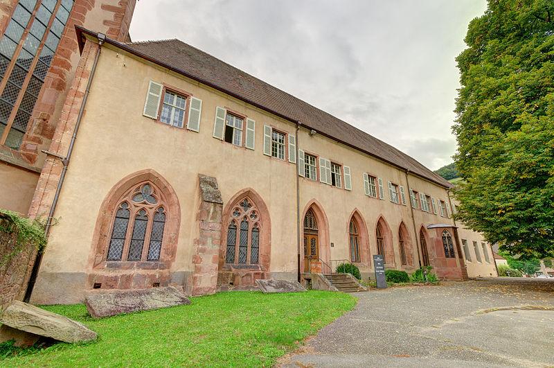 Photo du Monument Historique Ancien couvent des Dominicains situé à Guebwiller