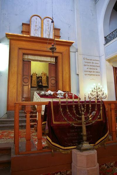 Photo du Monument Historique Synagogue situé à Guebwiller