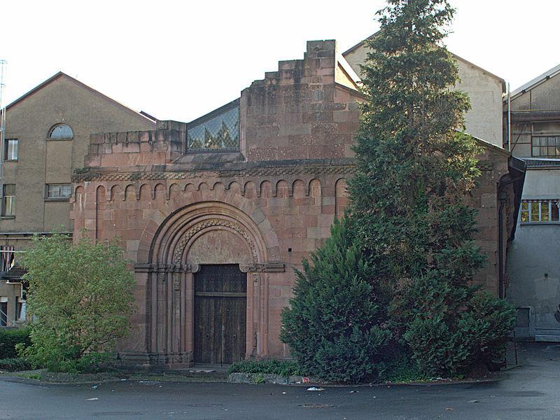 Photo du Monument Historique Couvent d'Alspach situé à Kaysersberg