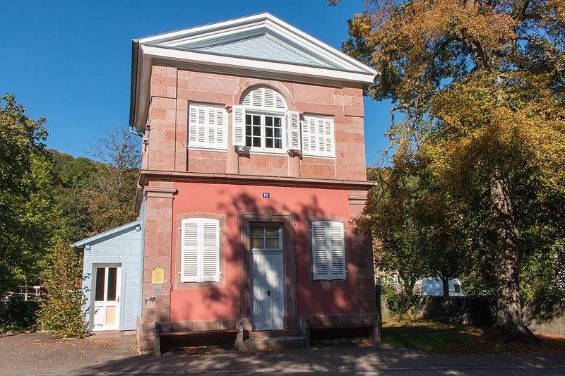 Photo du Monument Historique Immeuble situé à Munster