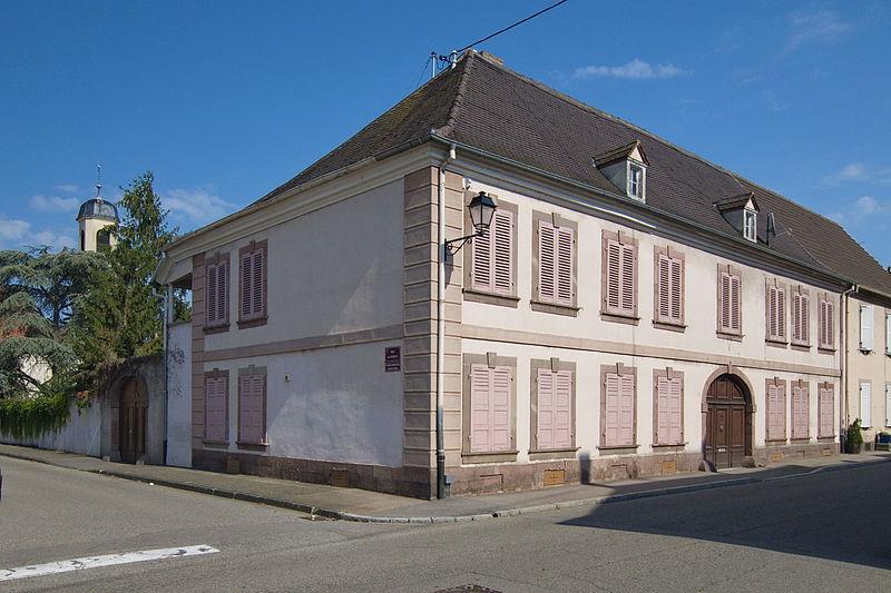 Photo du Monument Historique Maison situé à Neuf-Brisach