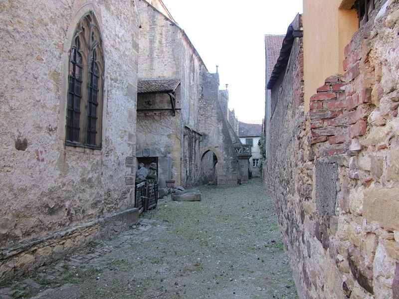 Photo du Monument Historique Eglise des Récollets situé à Rouffach