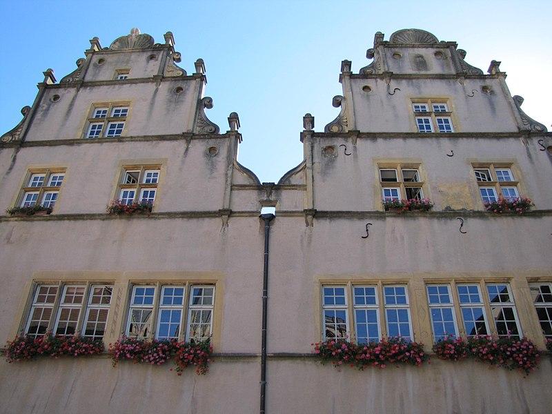 Photo du Monument Historique Ancien hôtel de ville situé à Rouffach