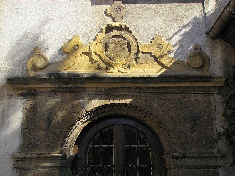 Photo du Monument Historique Maison situé à Rouffach
