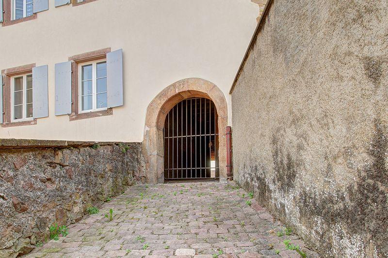 Photo du Monument Historique Ancien Béguinage, dit maison sur la Hoelle situé à Soultz-Haut-Rhin