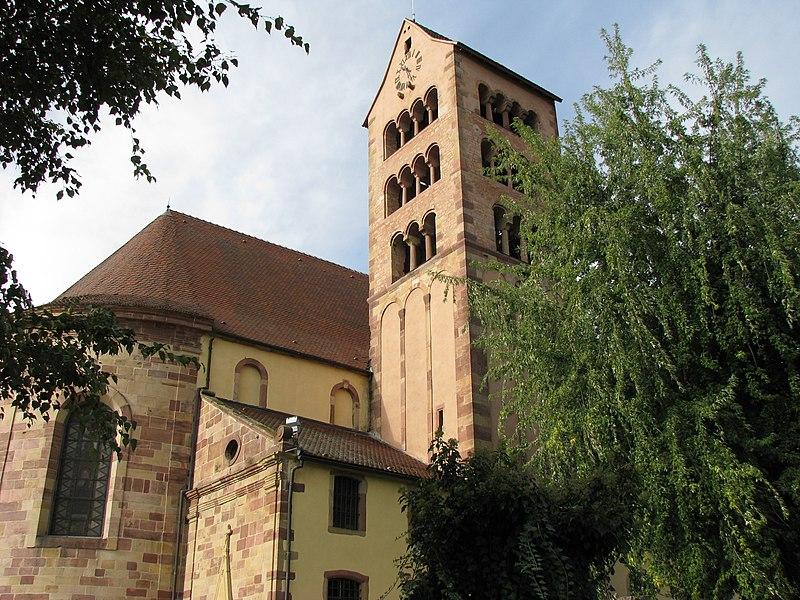 Photo du Monument Historique Eglise catholique Saint-Sébastien situé à Soultzmatt