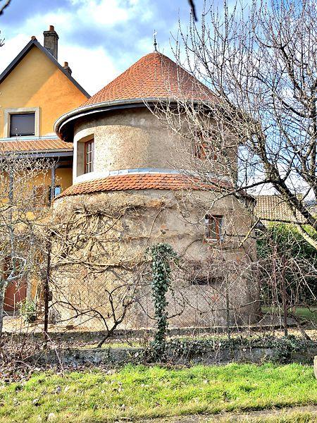 Photo du Monument Historique Enceinte situé à Wattwiller
