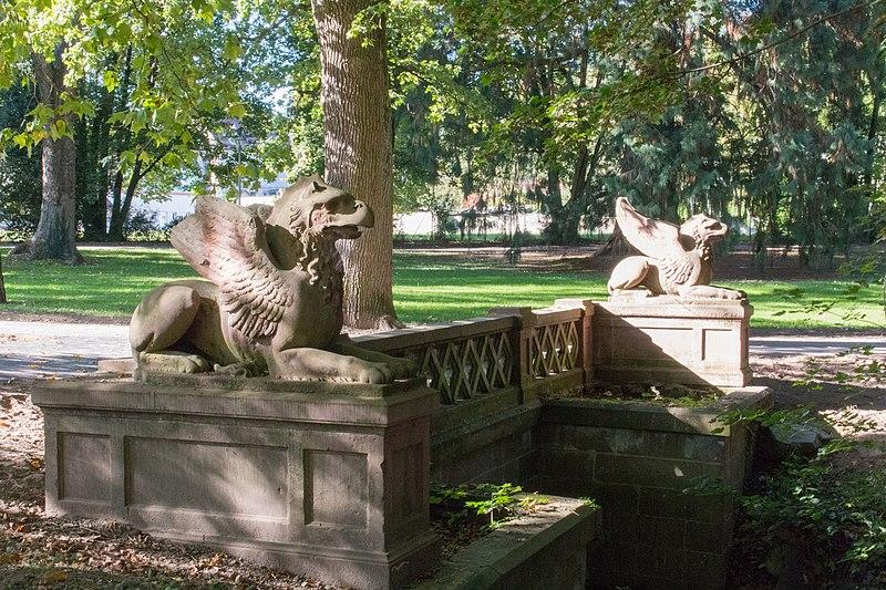 Photo du Monument Historique Ancienne orangerie des Hartmann situé à Munster