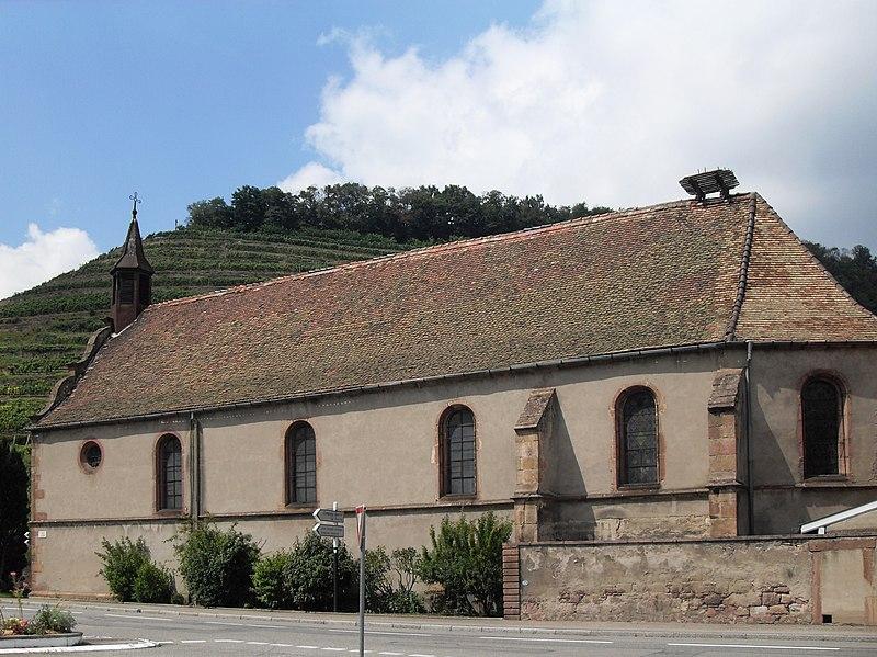Photo du Monument Historique Chapelle Notre-Dame-du-Sehring situé à Guebwiller