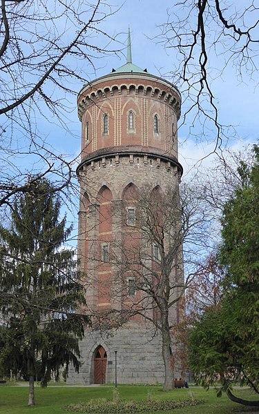 Photo du Monument Historique Château d'eau situé à Colmar