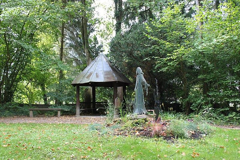 Photo du Monument Historique Parc de Reinach situé à Hirtzbach