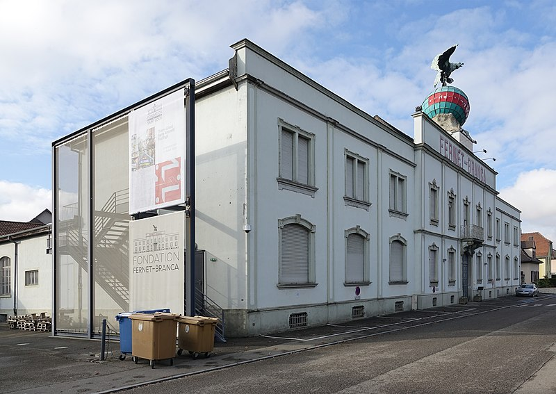 Photo du Monument Historique Distillerie Fernet-Branca situé à Saint-Louis