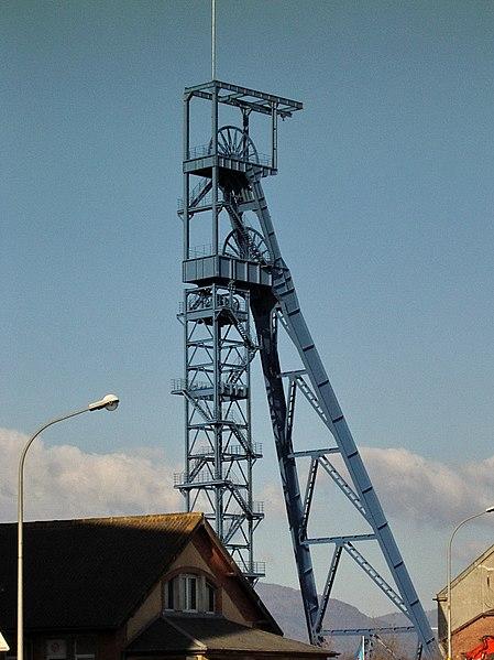 Photo du Monument Historique Puits Théodore situé à Wittenheim