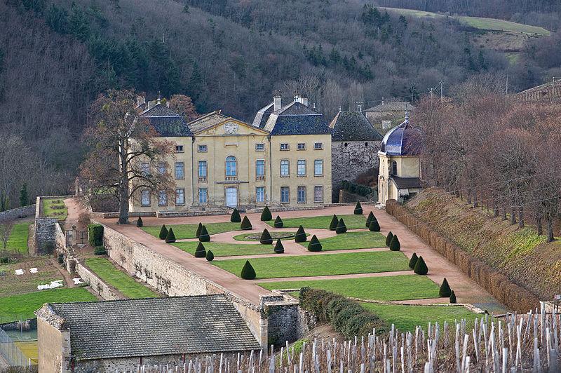 Photo du Monument Historique Château de La Roche situé à Jullié