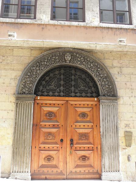 Photo du Monument Historique Ancienne condition publique des Soies situé à Lyon