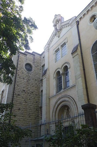 Photo du Monument Historique Couvent des Carmélites situé à Lyon