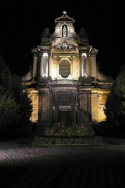 Photo du Monument Historique Eglise Saint-Bruno-les-Chartreux situé à Lyon