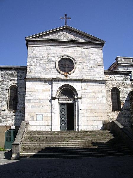 Photo du Monument Historique Eglise Saint-Irénée situé à Lyon