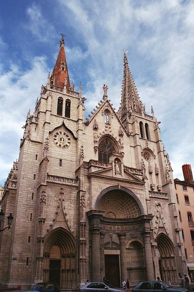 Photo du Monument Historique Eglise Saint-Nizier situé à Lyon