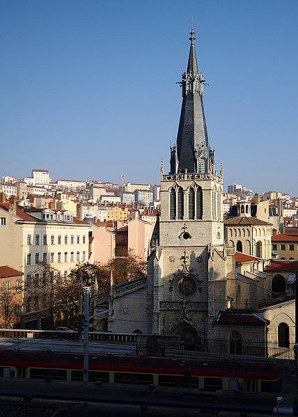 Photo du Monument Historique Eglise Saint-Paul situé à Lyon