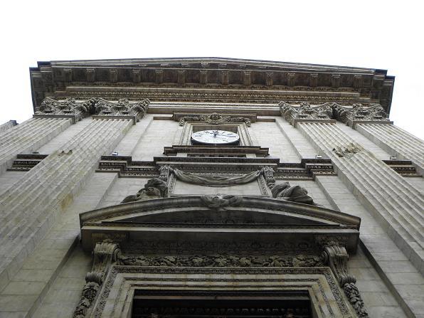 Photo du Monument Historique Eglise Saint-Polycarpe situé à Lyon