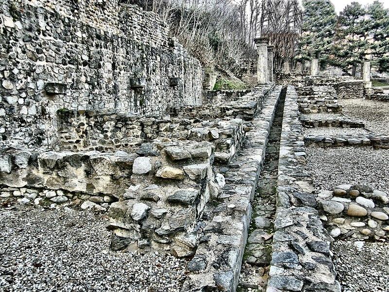 Photo du Monument Historique Egout romain situé à Lyon