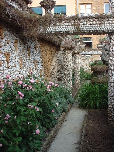 Photo du Monument Historique Jardin Rosa Mir situé à Lyon 04