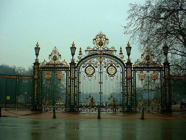 Photo du Monument Historique Parc de la Tête-d'Or situé à Lyon 06