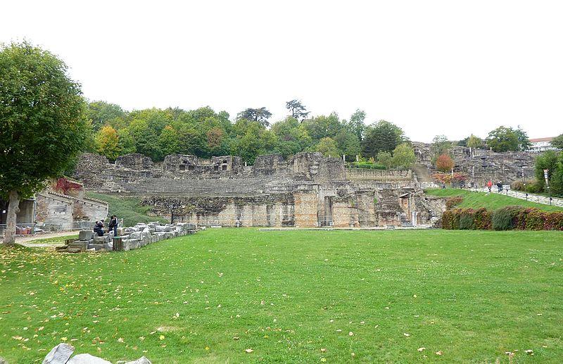 Photo du Monument Historique Site archéologique de Saint-Just Les Minimes (vestiges) situé à Lyon
