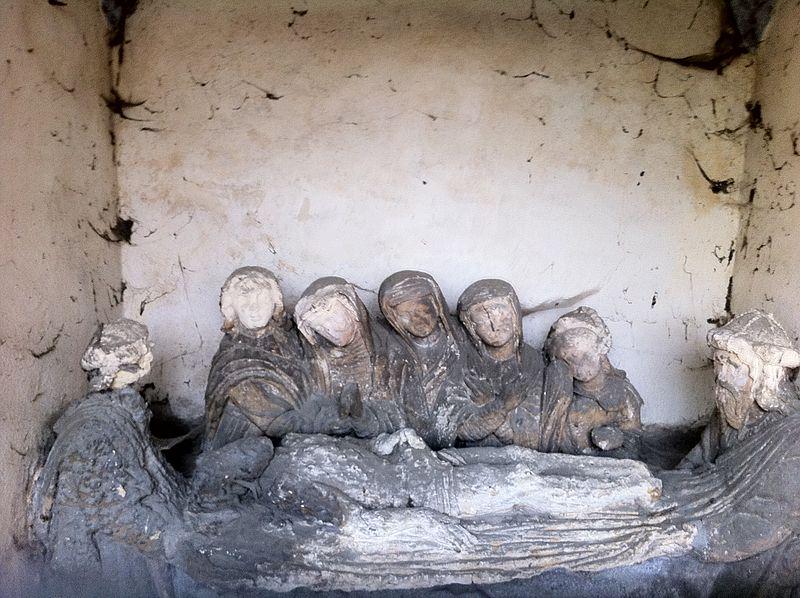 Photo du Monument Historique Saint-Sépulcre situé à Millery