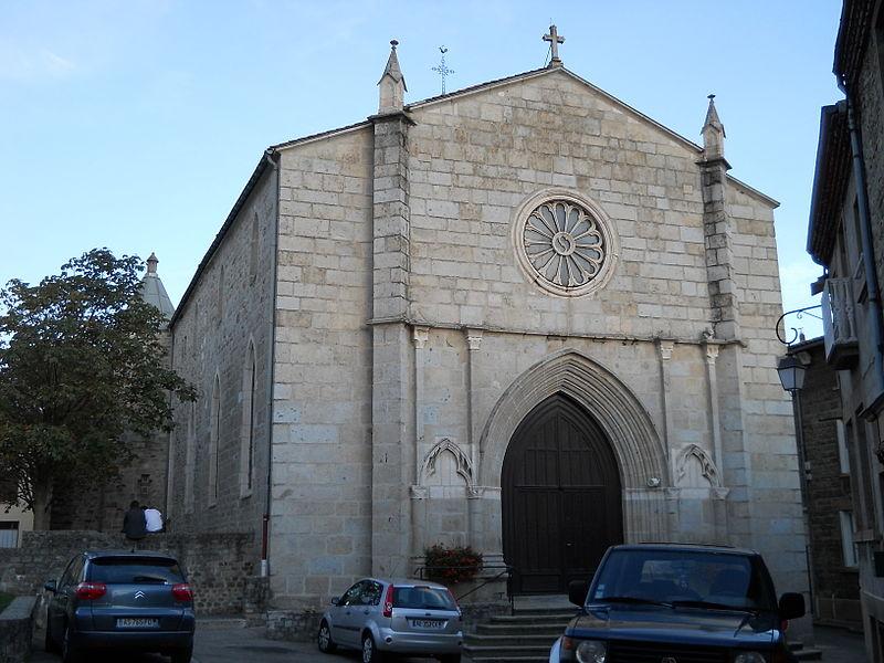 Photo du Monument Historique Eglise situé à Mornant