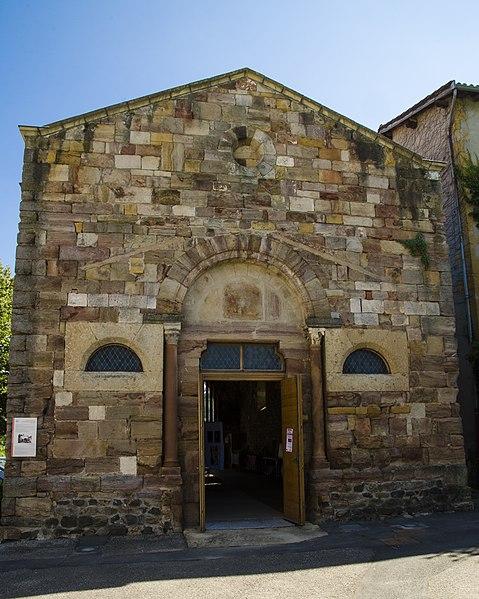 Photo du Monument Historique Eglise situé à Sain-Bel