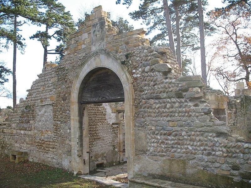 Photo du Monument Historique Château de Beauregard situé à Saint-Genis-Laval