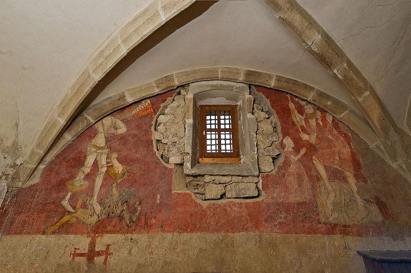 Photo du Monument Historique Eglise Saint-Symphorien situé à Saint-Symphorien-sur-Coise