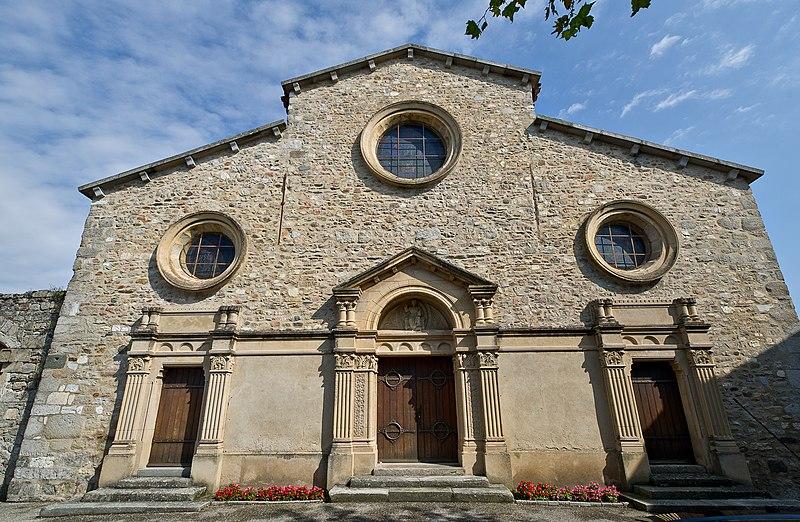 Photo du Monument Historique Eglise situé à Taluyers