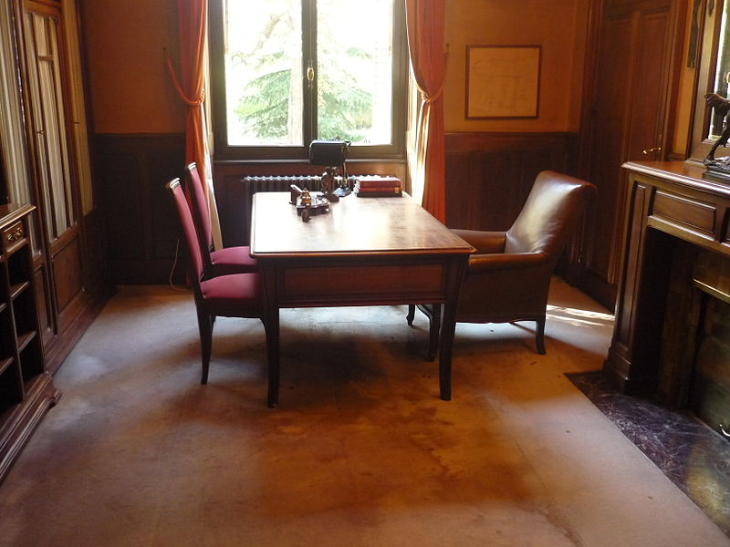 Photo du Monument Historique Demeure dite villa Marius Berliet situé à Lyon 03