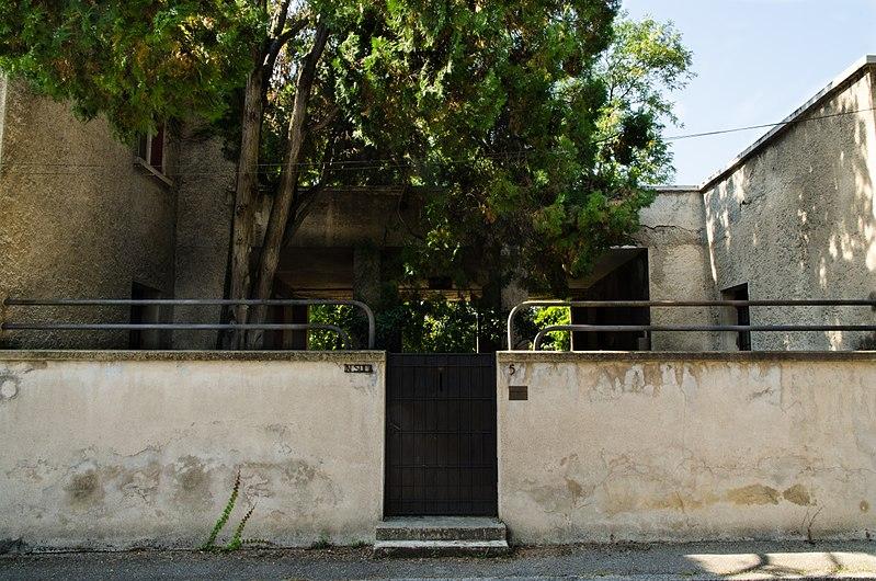 Photo du Monument Historique Villa situé à Lyon
