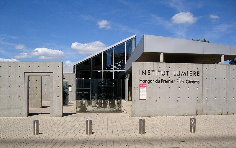 Photo du Monument Historique Hangar du Premier-Film situé à Lyon